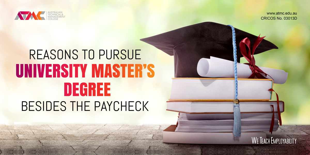 why do you want to pursue a graduate degree essay